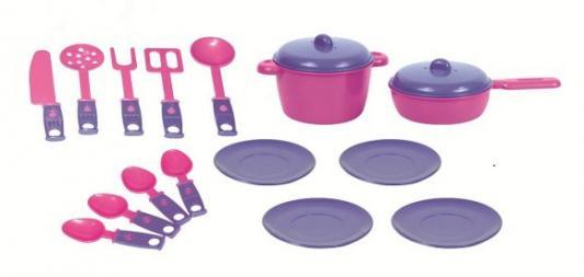 где купить Набор посуды ZebraToys Обед 15-10037-5 дешево