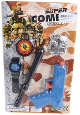 Набор Наша Игрушка Военная полиция 9018L-9