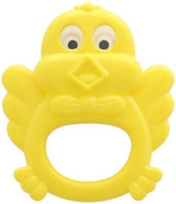 Купить Погремушка Цыплёнок, СТЕЛЛАР, желтый, унисекс, Погремушки и прорезыватели