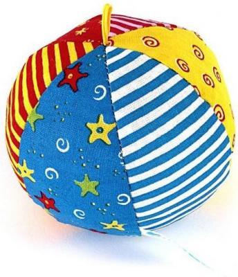 Мякиши Мяч с погремушкой Радуга прорезыватели стеллар с погремушкой букетик