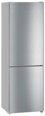 Холодильник Liebherr CNPel 4313-21 001 серебристый цена