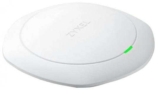 Точка доступа Zyxel WAC6303D-S-EU0101F 802.11abgnac 1600Mbps 2.4 ГГц 5 ГГц 2xLAN белый