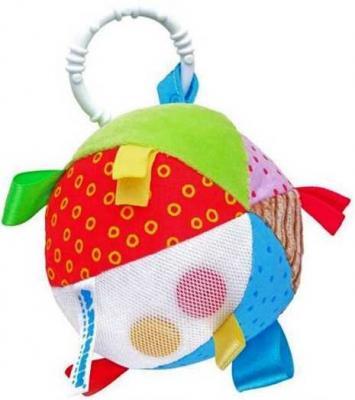 Купить Мякиши Игрушка Мячик с петельками, Наша Игрушка, Развивающие центры для малышей