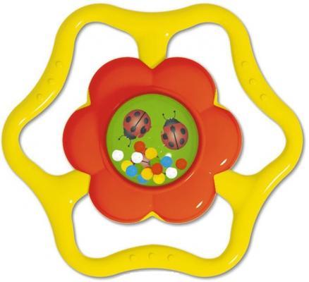 Прорезыватель СТЕЛЛАР Солнышко разноцветный с 3 месяцев стеллар стеллар качели детские пластмассовые