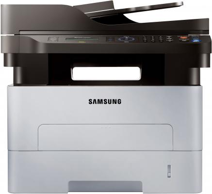 МФУ HP Samsung Xpress SL-M2870FD ч/б A4 28стр.мин 4800x600dpi Ethernet USB SS348B картридж easyprint ls 115l для samsung xpress sl m2620d m2820nd m2820dw m2870fd m2870fw