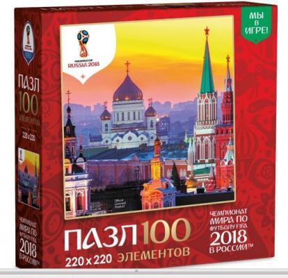 Пазл 100эл Города Вечерний закат в Москве fifa 15 [xbox one]