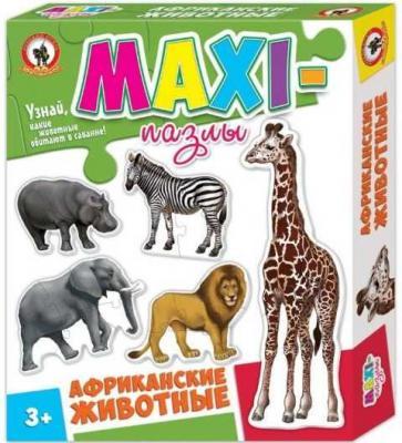 Пазл Русский Стиль Африканские животные 03520 цена в Москве и Питере