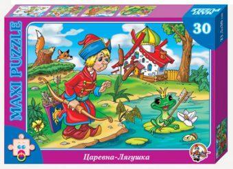 Фото - Пазл 30 элементов Десятое королевство Царевна лягушка 00205 пазл десятое королевство что получится 02506