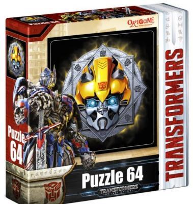 Купить Пазл.64А Transformers, ОРИГАМИ, Пазлы-картины