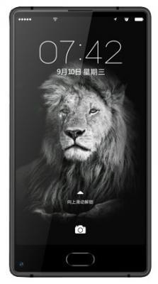 Смартфон Doogee Mix Lite черный 5.2 16 Гб LTE Wi-Fi GPS 3G смартфон zte blade a510 серый 5 8 гб lte wi fi gps 3g