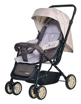 Коляска прогулочная Everflo Range (grey) прогулочная коляска egg stroller quantum grey