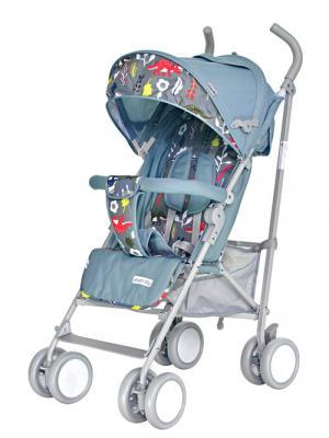 Фото - Коляска-трость Everflo Dino (grey) коляска прогулочная everflo safari grey e 230 luxe