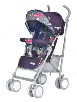 Коляска-трость Everflo Dino (purple) everflo коляска трость everflo atv purple