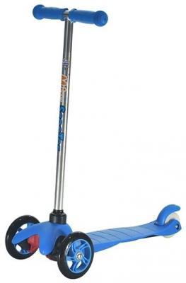 Самокат Lionmen Mini 4*/3* синий XLM-906