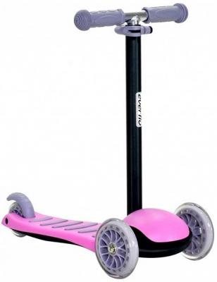 Самокат Everflo С001-1 Pink розовый С001-1 самокат fenix cms018 1 pink