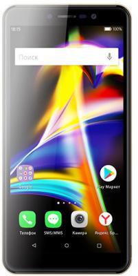 """Смартфон BQ BQ-5508L Next LTE черный 5.45"""" 8 Гб LTE Wi-Fi GPS 3G"""