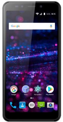 Смартфон BQ BQ-5522 Next 8 Гб черный смартфон bq aquaris u2 16 гб черный c000291