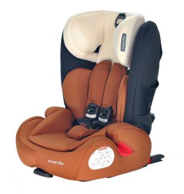 Автокресло Everflo Road Luxe Isofix (brown) автокресло everflo road luxe isofix 968hip цвет коричневый от 9 до 36 кг