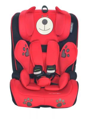 Автокресло Everflo Bear Keeper (red)