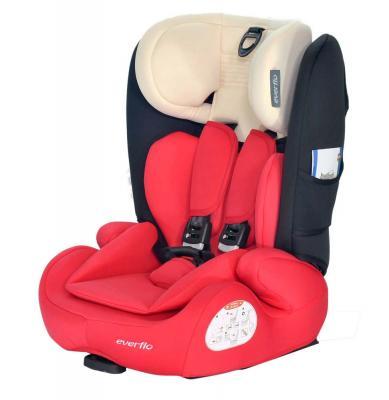 Автокресло Everflo Safe (red)