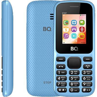 """Мобильный телефон BQ 1805 Step голубой 1.77"""" 64 Мб"""
