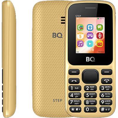 """Мобильный телефон BQ 1805 Step кофейный 1.77"""" 64 Мб"""