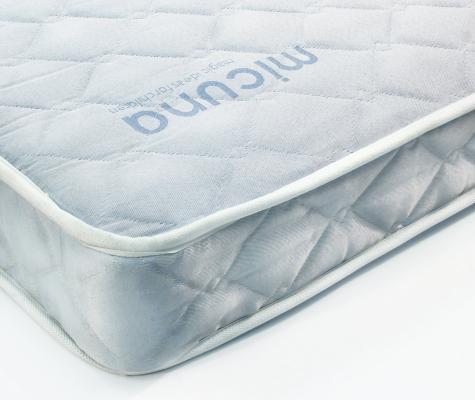 Матрас 117х57см для кроватки Micuna CH-620 (полиуретановый) матрас micuna 120 60 pack 1 units ch 620 полиуретан