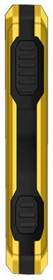 Мобильный телефон BQ BQ-1842 Tank mini жёлтый