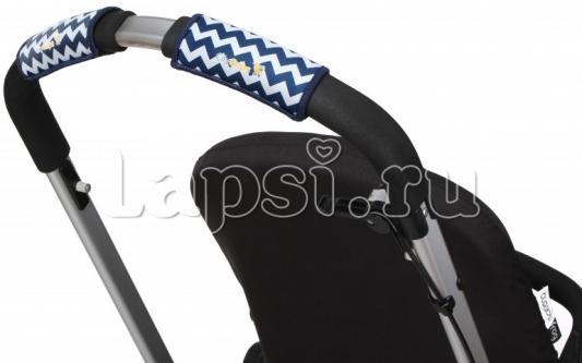 Фото - Чехлы Choopie CityGrips на ручки для универсальной коляски(330 chevron navy синий) active cut out elastic vest in navy