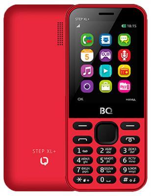 Мобильный телефон BQ BQ-2831 Step XL+ красный 2.8 32 Мб мобильный телефон ginzzu mb501 красный