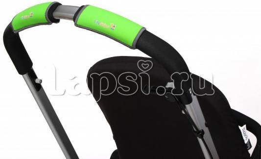 Чехлы Choopie CityGrips на ручки для универсальной коляски(336 Neon Green зеленый) чехлы choopie citygrips на ручки для универсальной коляски 340 brown leopard коричневый