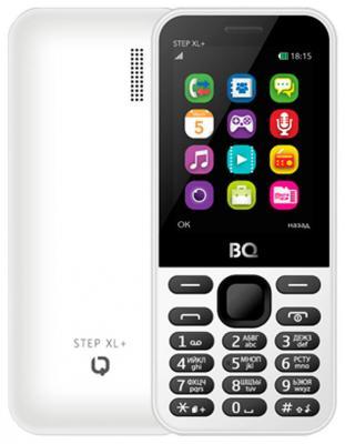 """Мобильный телефон BQ BQ-2831 Step XL+ белый 2.8"""" 32 Мб"""