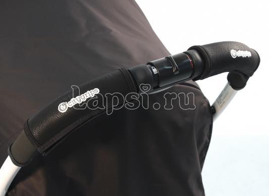 Чехлы Choopie CityGrips на ручки для универсальной коляски 507 Black Leather/черная кожа(507 Black Leather/черная кожа)
