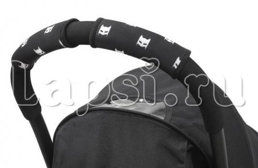 Чехлы Choopie CityGrips на ручки для универсальной коляски(640 Super Hero Masks черный) чехлы choopie citygrips на ручки для универсальной коляски 340 brown leopard коричневый
