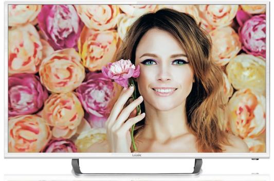 Телевизор BBK 24LEM-1037/FT2C белый жк телевизор bbk 22lem 5002 ft2c black