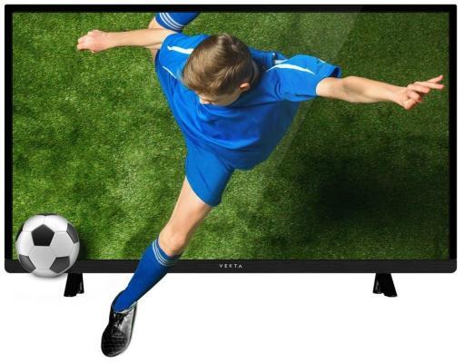 лучшая цена Телевизор Vekta LD-43SF6015BT черный