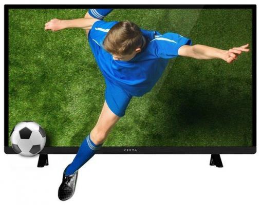 Телевизор Vekta LD-32SR4215BT черный цена