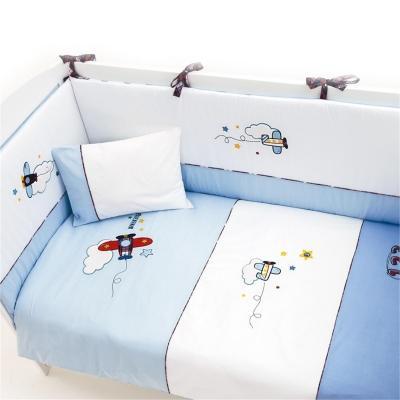 Постельный сет 140x70см 5 предметов Funnababy Pilot цены онлайн