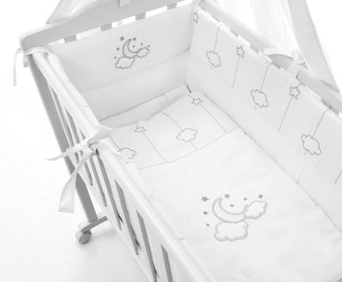 Постельное бельё для колыбели Funnababy Luna Chic постельное бельё для колыбели funnababy luna elegant