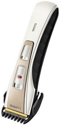 Машинка для стрижки волос Lumme LU-2512 белый жемчуг 200pcs 2512 12r 12r ohm 5