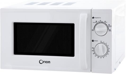 СВЧ Orion МП18ЛБ-М103 700 Вт белый