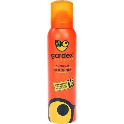 GARDEX Extreme Аэрозоль от клещей 150мл аэрозоль от клещей nadzor