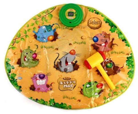 Музыкальный коврик Наша Игрушка Мышиные бега 631226 музыкальный коврик наша игрушка мышиные бега 631226