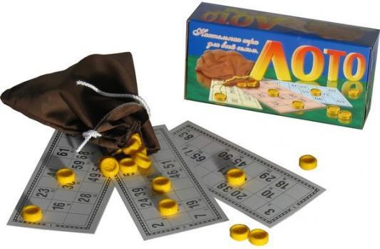 Настольная игра Астрон лото Лото 0010 тактильное лото животные
