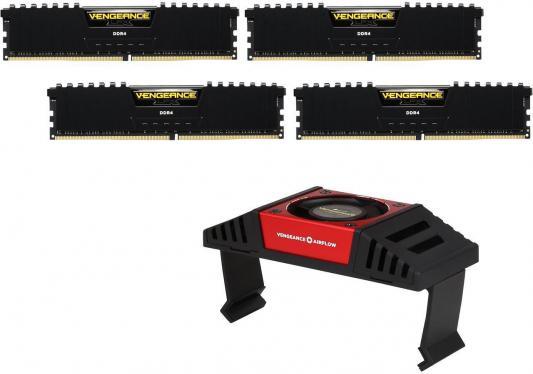 Оперативная память 32Gb (4x8Gb) PC4-28800 3600MHz DDR4 DIMM Corsair CMK32GX4M4B3600C18