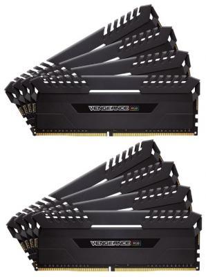 Оперативная память 128Gb (8x16Gb) PC4-23400 2933MHz DDR4 DIMM Corsair CMR128GX4M8Z2933C16 оперативная память 128gb 8x16gb pc4 24000 3000mhz ddr4 dimm corsair cmr128gx4m8c3000c16w