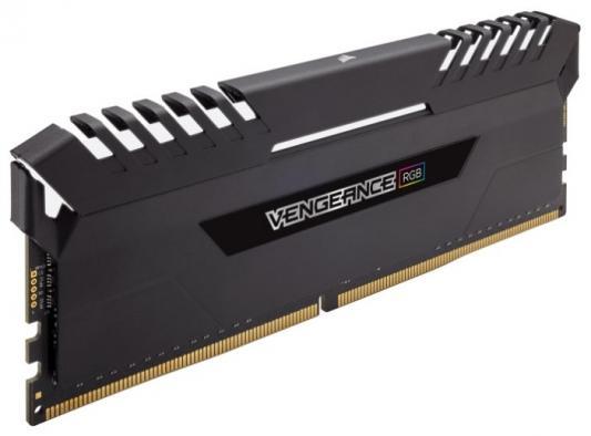 Оперативная память 16Gb (2x8Gb) PC4-25600 3200MHz DDR4 DIMM Corsair CMR16GX4M2D3200C16