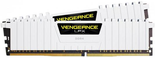 Оперативная память 16Gb (2x8Gb) PC4-24000 3000MHz DDR4 DIMM Corsair CMK16GX4M2C3000C16W