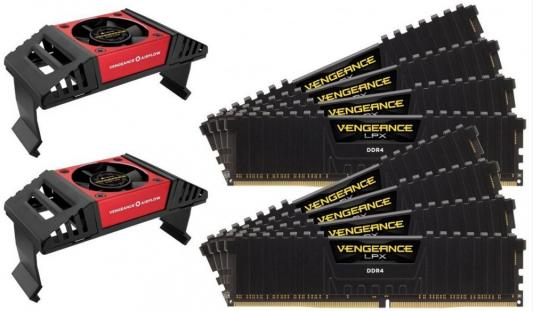Оперативная память 128Gb (8x16Gb) PC4-24000 3000MHz DDR4 DIMM Corsair CMK128GX4M8B3000C16 usb накопитель corsair 128gb voyager go cmfvg 128gb черный cmfvg 128gb