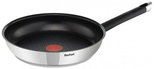 Сковорода Tefal Emotion E8240625 28 см нержавеющая сталь сковорода tefal 4147224